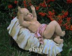 Best Nativity Set 39 inch Holy Family Color Outdoor Yard Decor Garden Statue