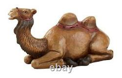 Camel Statue for Best Nativity Set Yet 39 inch Indoor Outdoor Resin Full Color