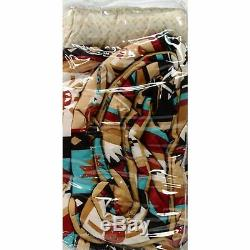 Comforter Bedding Set Full Size Bed in a Bag Native American Southwest 8 pieces