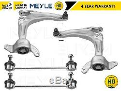 FOR HONDA CIVIC CDTI Type-R FN FK FRONT MEYLE HD SUSPENSION WISHBONE ARMS LINKS