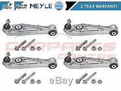 FOR PORSCHE 911 996 BOXSTER 986 CAYMAN LOWER FRONT REAR CONTROL ARM all 4 MEYLE