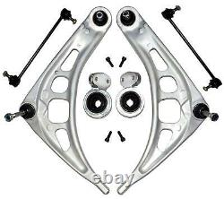 Front Lower Suspension Control Arms, Bushes &links Kit Fits Bmw 3 Series E46, Z4