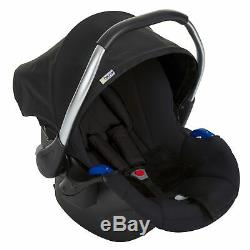 Hauck Comfort Fix Baby / Child Car Seat And ISOFIX Base Set Birth To 15 Months