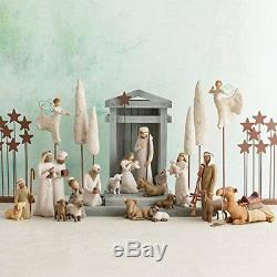 NEW Willow Tree Nativity 6 piece set of figures by Susan Lordi 26005 SHIPS FREE