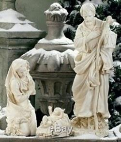 St. Joseph Nativity Outdoor Statue 27 inch goes with Best Nativity Set Yet